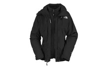 The North Face Women&#039;s Atlas Triclimate Jacket tnf black